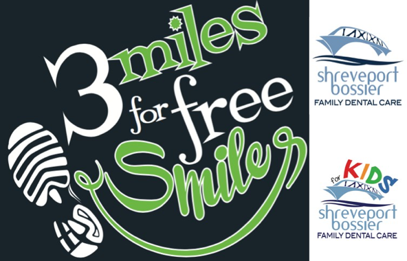 3 miles for smiles